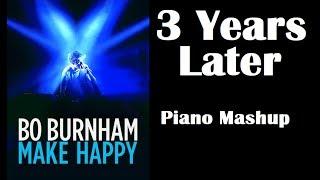 بو بورنهام | ''جعل سعيد'' البيانو الأغاني | 3 السنة الذكرى