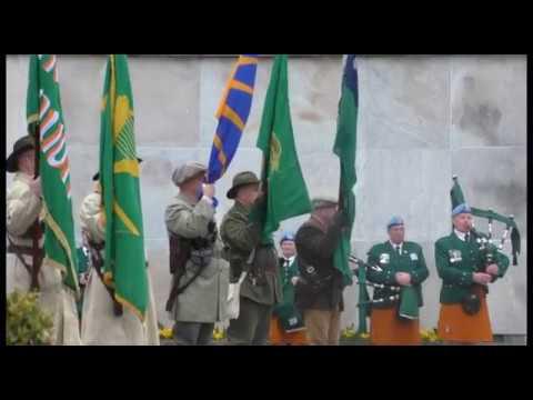 1916 Relatives Association highlights Garden of Remembrance 2018