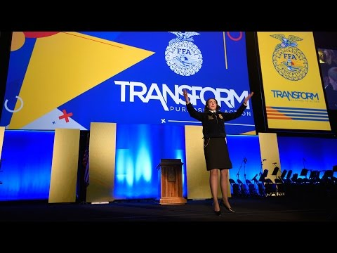 89th National FFA Convention & Expo Highlights