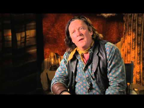 "The Hateful Eight: Michael Madsen ""Joe Gage"" Behind the Scenes Movie Interview"