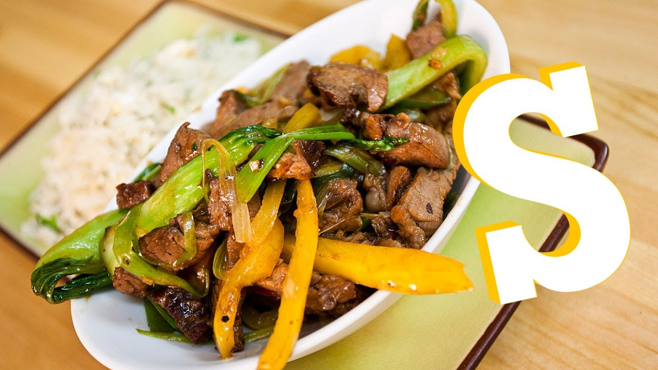 How to make beef stir fry sorted youtube how to make beef stir fry sorted sortedfood forumfinder Image collections