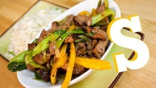 How To Make Beef Stir Fry - Sorted
