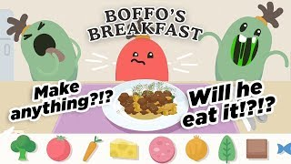 Dumb Ways Jr Boffo's Breakfast - Chop, grate, mix & fry!