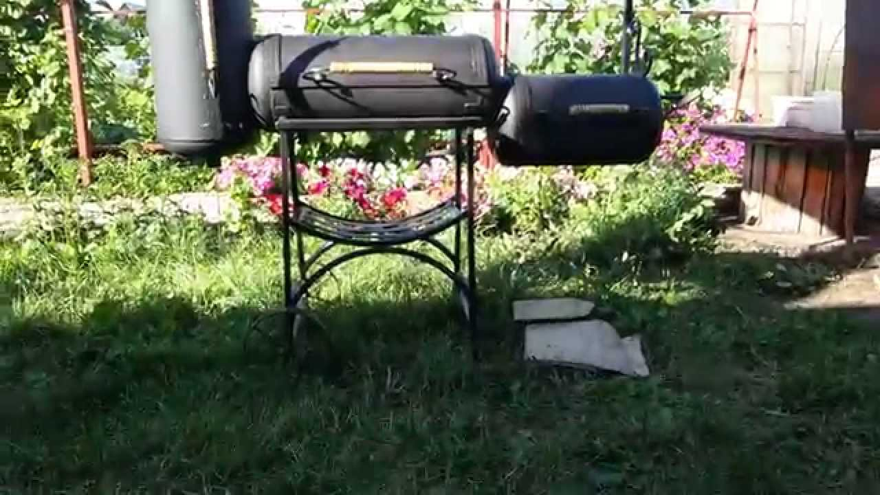 Мангалы и барбекю в одном коптильня барбекю устройство