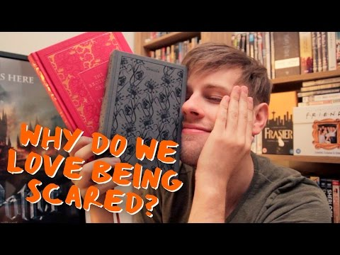 Why Do We Love Scary Books? | Daniel J Layton