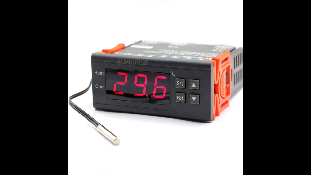 Temperature Controller Circuit Temperature Control Circuit