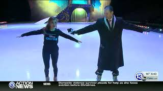 Disney On Ice: Skating Lesson