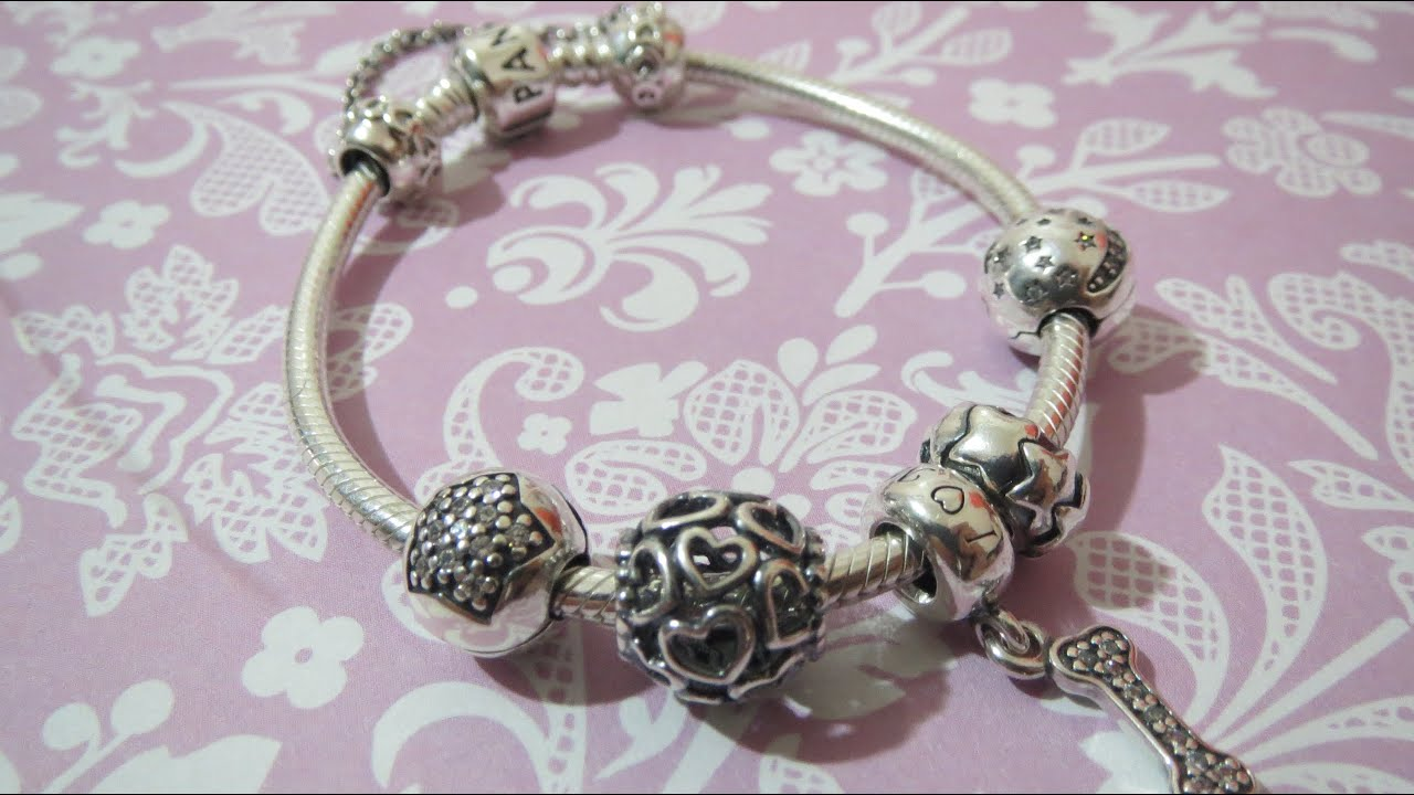 My First Pandora Bracelet Youtube