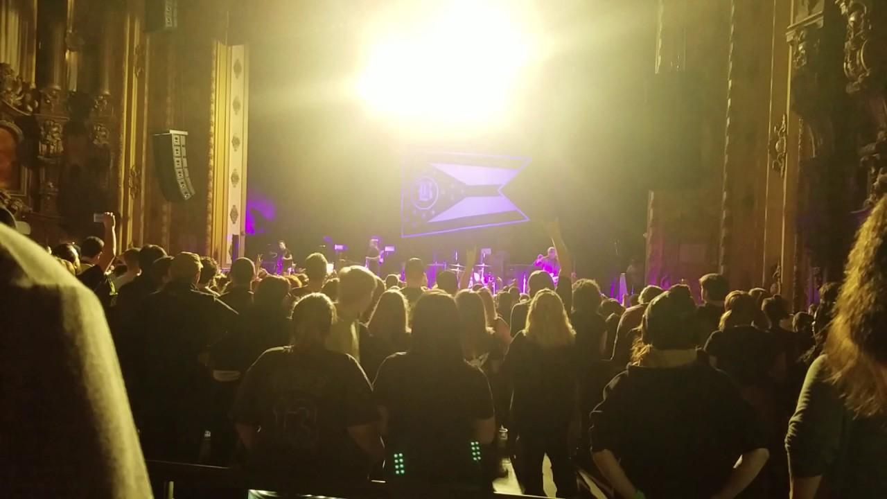 Bring Me The Horizon American Nightmare Tour Setlist