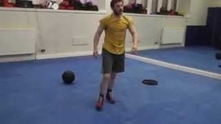 stuart carroll training on general endurance dundee
