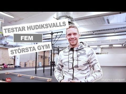 Jag testar Hudiksvalls fem största gym - vilket ska du välja?