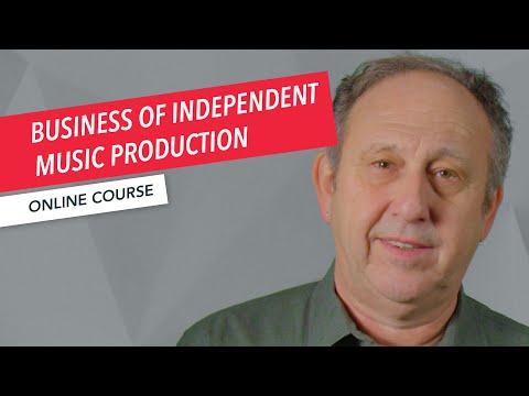 Business of Independent Music Production Overview | Producer Engineer David Bendeth | Berklee Online