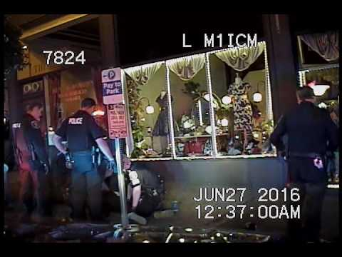 Seattle Police, force review, viewed by OPA Dec. 2016