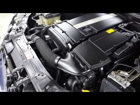 M271 engine noise