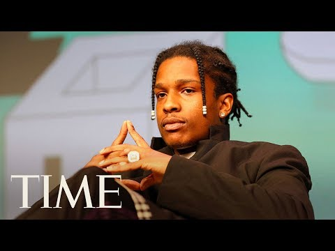 A$AP Rocky Press Conference Held as Trial Begins in Stockholm, Sweden | TIME