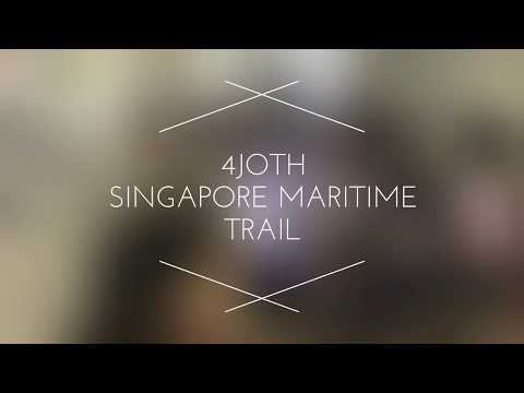 4JOTH Excursion Singapore Maritime Trail