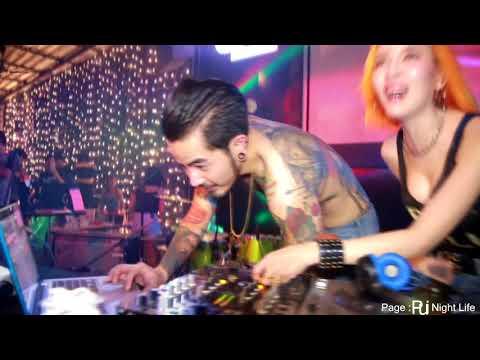 Taser  MC.Pam & DJ.Jeffy @DOPE Lanpang
