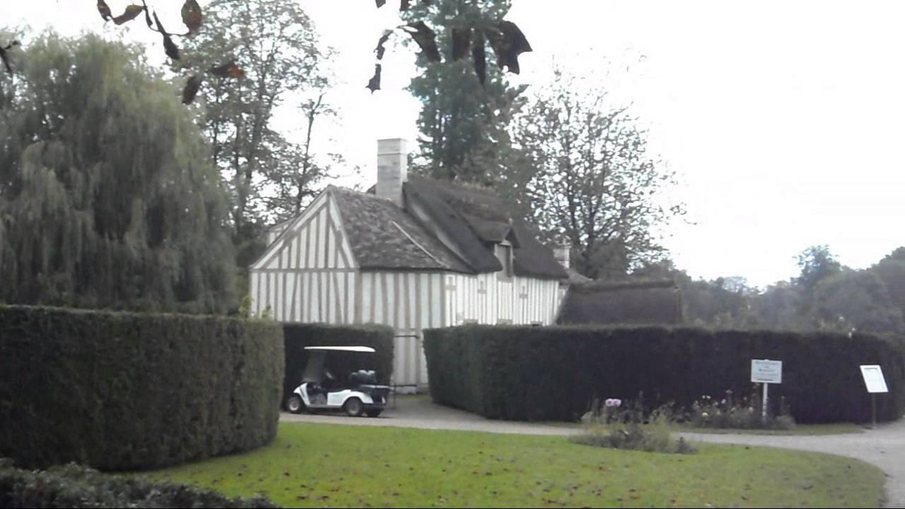 visite au parc du chateau de chantilly 720p hd youtube. Black Bedroom Furniture Sets. Home Design Ideas