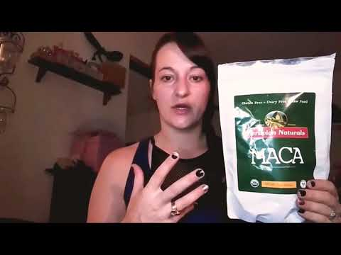 MACA.. Root Plant with History!
