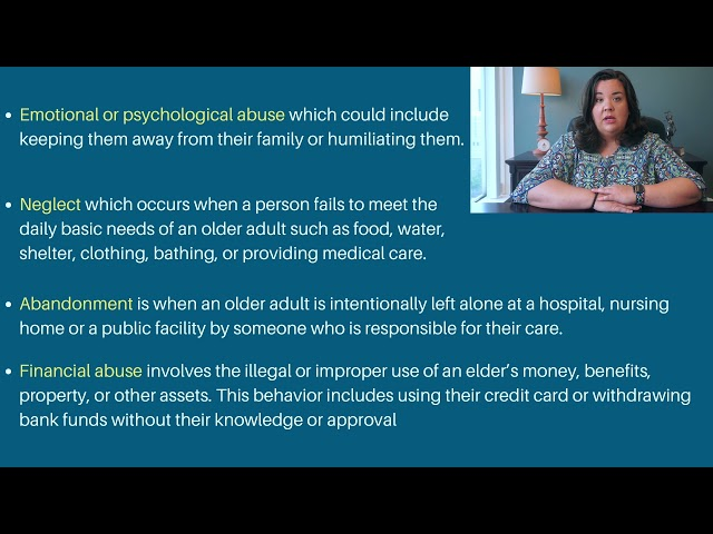 Elder Abuse Awareness Day 2021