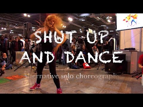 "Walk The Moon ""Shut Up and Dance"" - Alternative solo choreography by DINA (Just Dance Unlimited)"