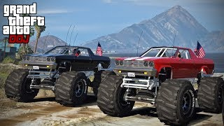 GTA 5 Roleplay - DOJ 179 - Monster Truck Madness (Criminal)
