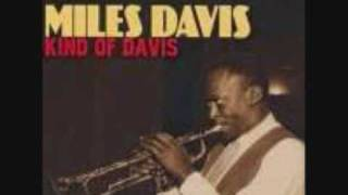 Miles Davis - I Could Write A Book