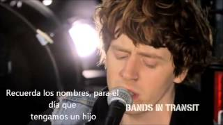 Mystery Jets - Flakes (Sub. Español)