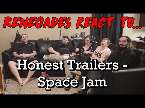 Renegades React to... Honest Trailers - Space Jam