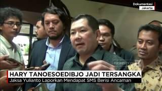 Hary Tanoe Jadi Tersangka Kasus Dugaan SMS Ancaman
