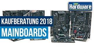 Mainboards für AMD / Intel | Kaufberatung 2019 | Alles Wissenswerte