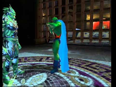 DC Universe Online - Circe (Saving AquaMan & QueenMera) 4Players