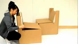 Rsid Cardboard Chair Project