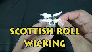 TRIK IRIT LIQUID - Scottish Roll Wicking INDONESIA