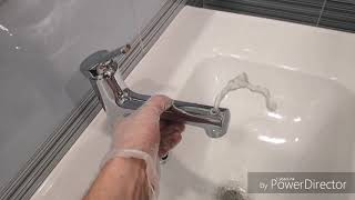 Xiaomi dabai Bathroom Faucet Extracting кран смеситель