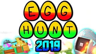 🔴Roblox Livestream l🌟EGG HUNT 2019 IS HERE!!! 🌟l💥FINDING ALL 51 EGGS💥l COME AND JOIN!!!
