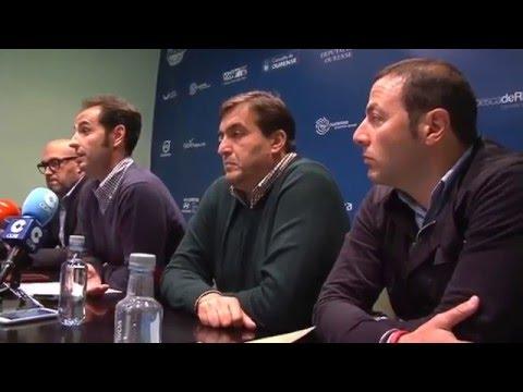 Rueda de prensa del COB sobre el ascenso a la ACB