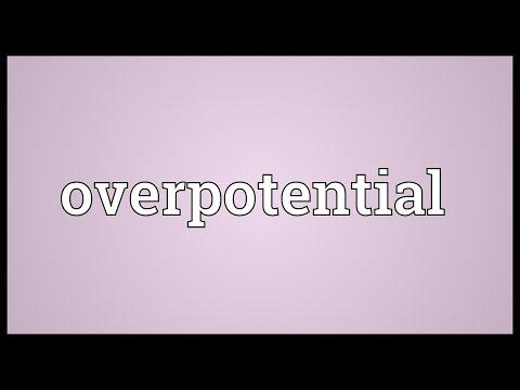 Header of overpotential