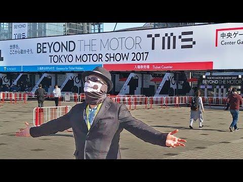 Tokyo Motorshow 2017   Part 1