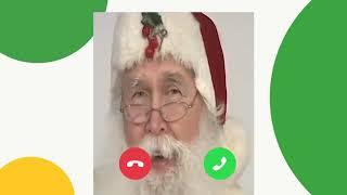 Call Video Santa Claus screenshot 1