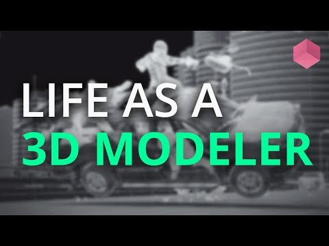 Life as a 3D Modeler in the Film Industry - VFX