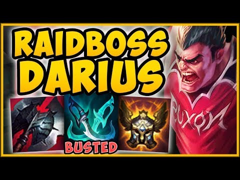 NEW PHANTOM DANCER BUFFS MAKE DARIUS TOO BUSTED! DARIUS SEASON 9 TOP GAMEPLAY! - League of Legends thumbnail