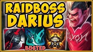 new phantom dancer buffs make darius too busted darius season 9 top gameplay league of legends
