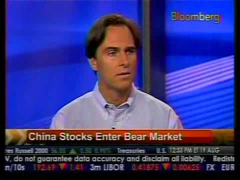In-Depth Look - China Stocks Enter Bear Market - Bloomberg