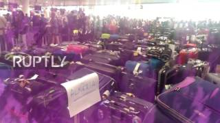 Belgium: Power outage causes chaos at Brussels' airport