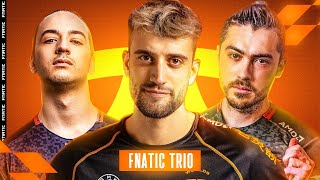 FNATIC TRIO vs CHEATER! ( Warzone )
