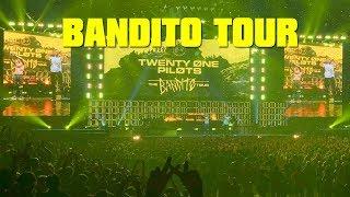 TWENTY ONE PILOTS BANDITO TOUR - VLOG (TD GARDEN, BOSTON MA)