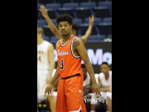 Derrick Freeman Jr. #0 Whitney Young Basketball Highlights 2016