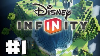 Disney Infinity - Blitz Box - Part 1 - Building Begins (hd) (toy Box)