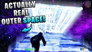 كيفية بناء في *الفضاء الخارجي* (الإعداد الجديد Fortnite)